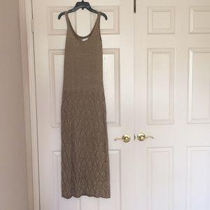 Spiegel Golden Dress